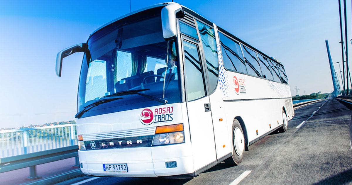 autobusy płock